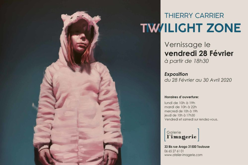 Thierry Carrier – 'Twilight zone'